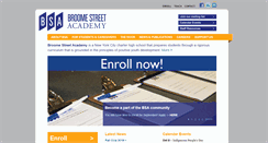 Preview of broomestreetacademy.org